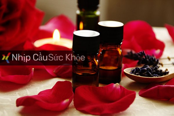 Thành phần của tinh dầu hoa hồng