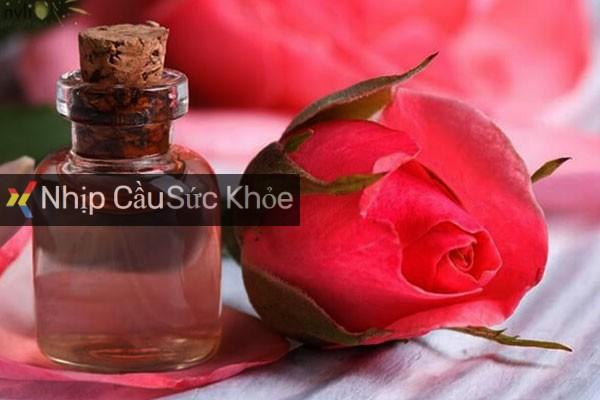 Thông tin cơ bản về Tinh dầu hoa hồng