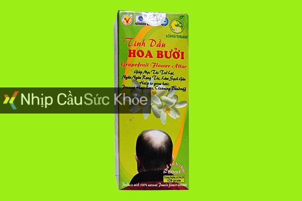Tinh dầu hoa bưởi Long Thuận
