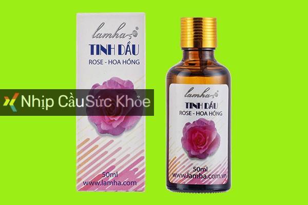 Tinh dầu hoa hồng loại nào tốt?