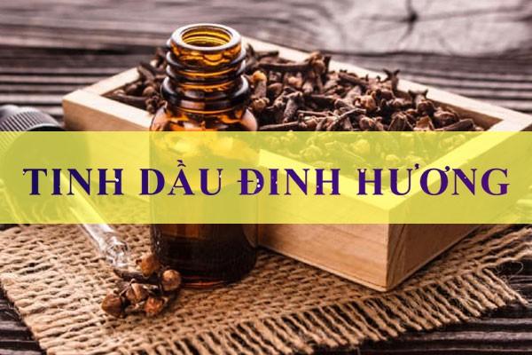 Tác dụng bất ngờ của tinh dầu đinh hương đối với sức khỏe con người