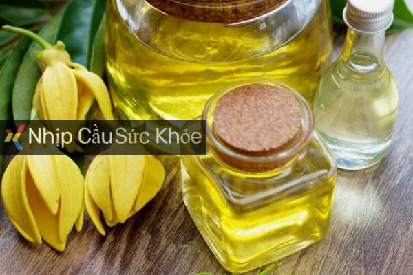 Cách sử dụng tinh dầu Ngọc Lan Tây