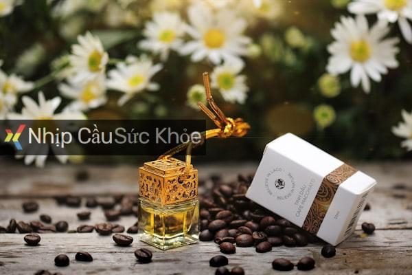 Tinh dầu cà phê treo xe