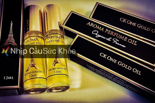 Tinh dầu Aroma Perfume Oil
