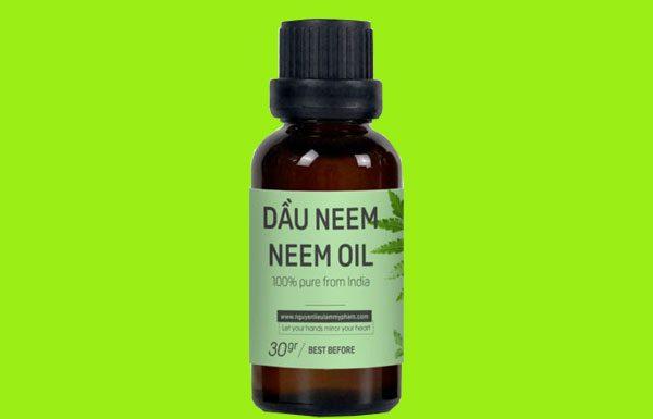Tinh dầu Neem