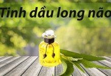 Tinh dầu long não