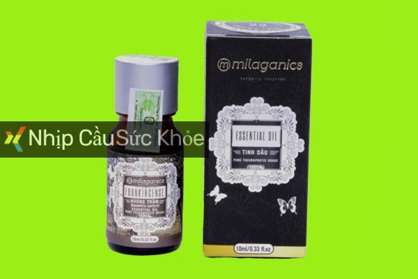 Tinh dầu trầm hương Milaganics