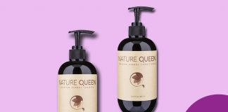 Combo Nature Queen 480ml